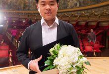 Photo of Jaemin Han din Coreea de Sud este marele câștigător al Finalei de Violoncel la Concursul Internațional George Enescu 2020/2021