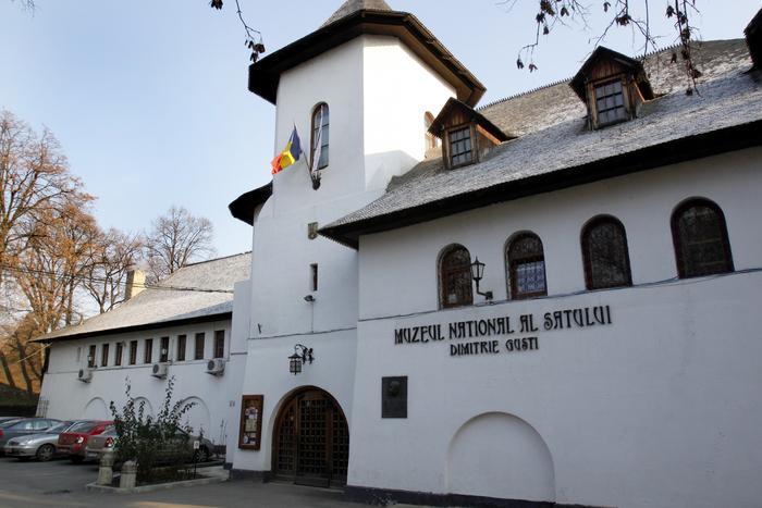 Muzeul Naţional al Satului