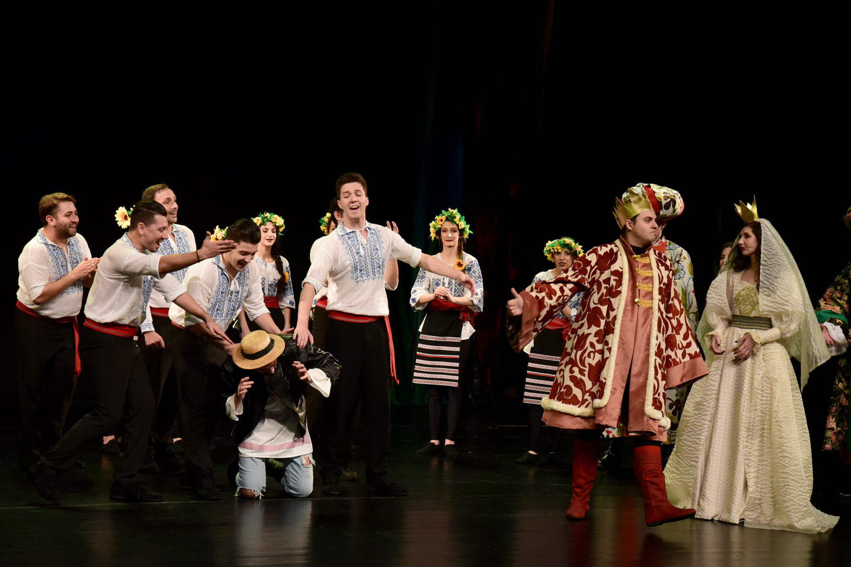 Teatrul Muzical Ambasadorii 1 iunie