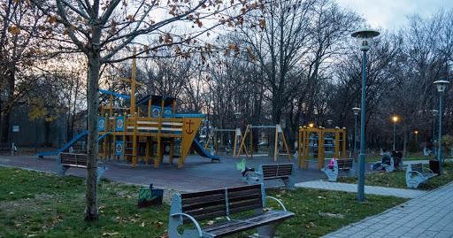 Un parc din București a fost modernizat
