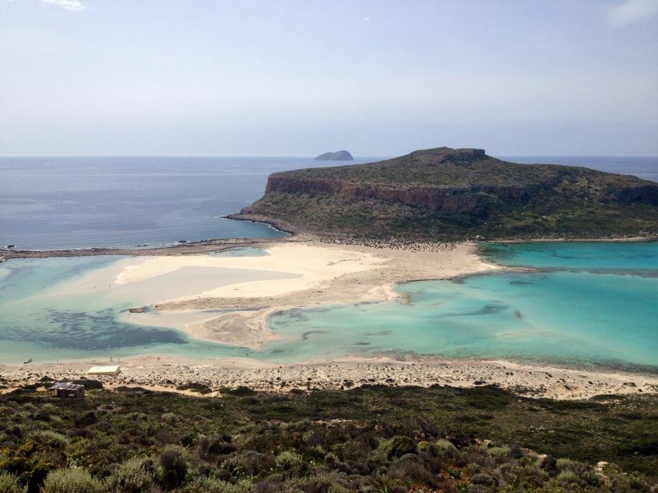 Plaja Balos, Creta, Grecia