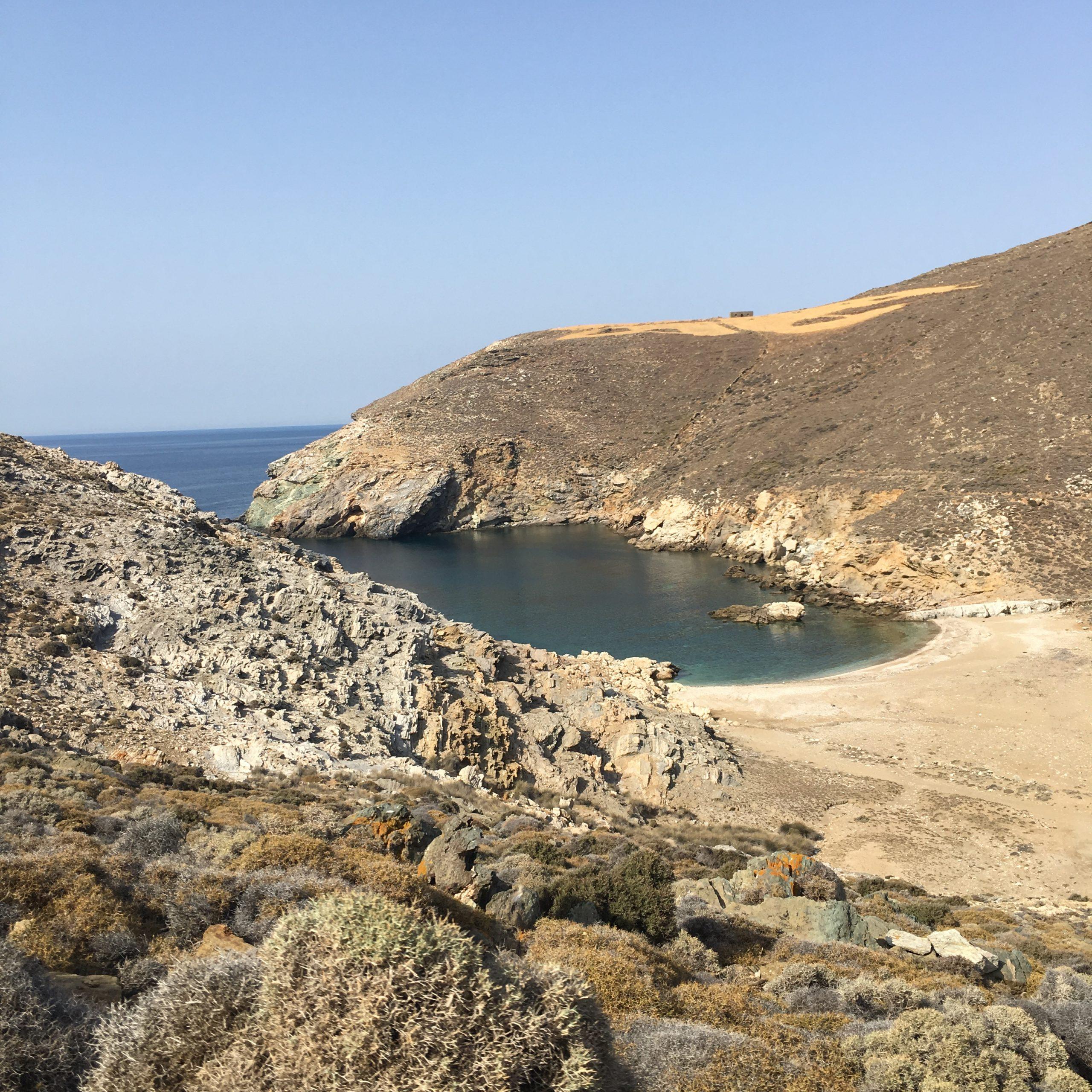 Insula Andros, Grecia