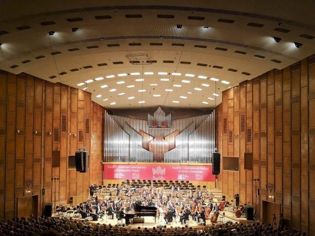 Sala Radio reia concertele cu public