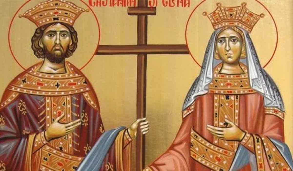 Tradiții și superstiții de Sfinții Constantin și Elena. Ce nu ai voie să faci azi