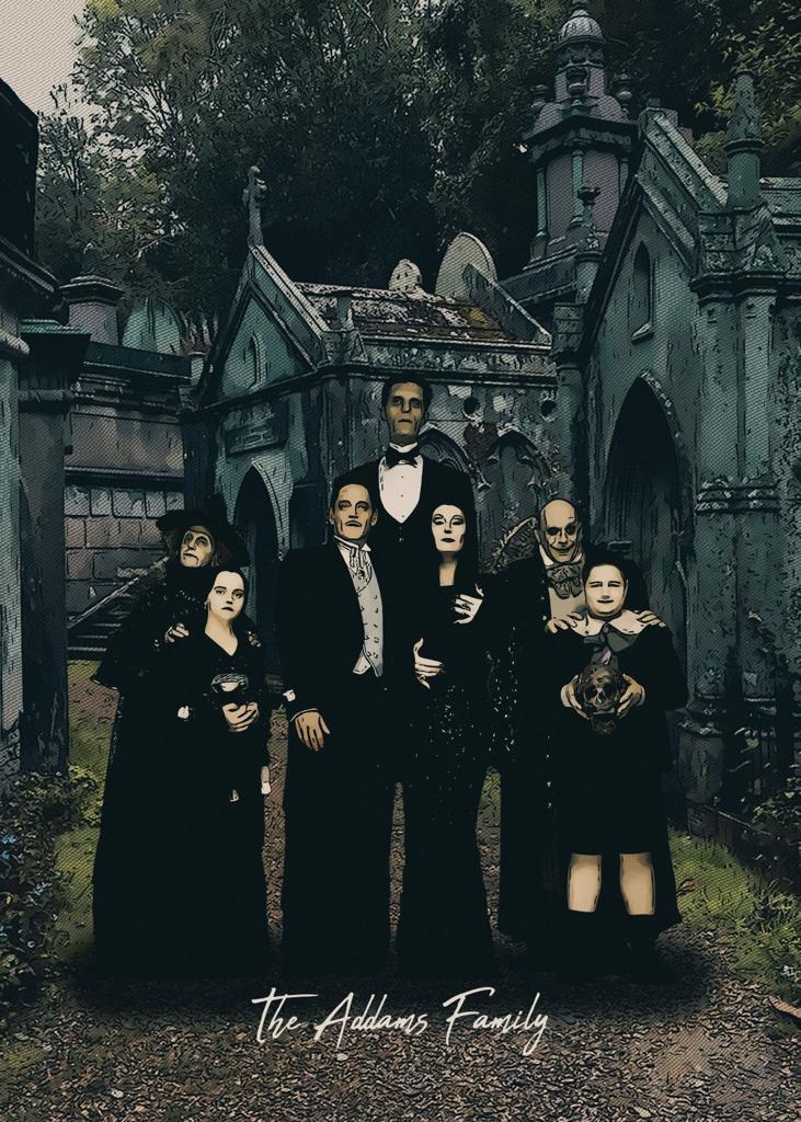 familia, adams