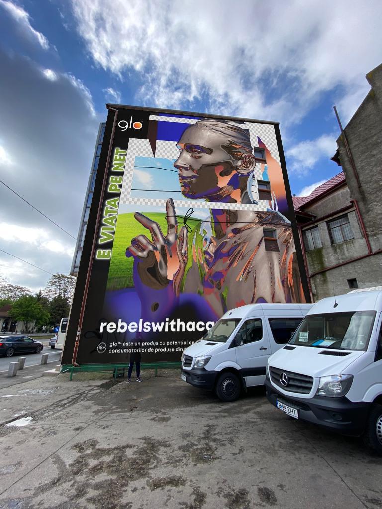 Eco Graffiti București