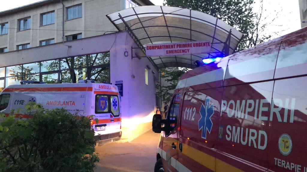 Intoxicatie paracetamol copii transfer spital grigore alexandrescu