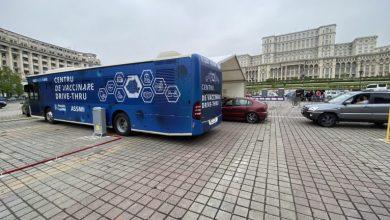Photo of Autobuzul care nu se mișcă din stația Vaccin. Cum se implică STB în campania de vaccinare