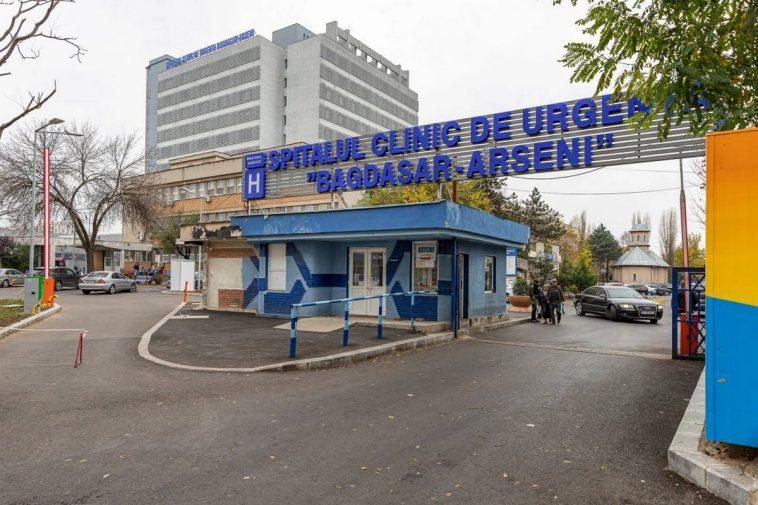 Spitalul Bagdasar-Arseni va fi dotat cu aparatură medicală nouă