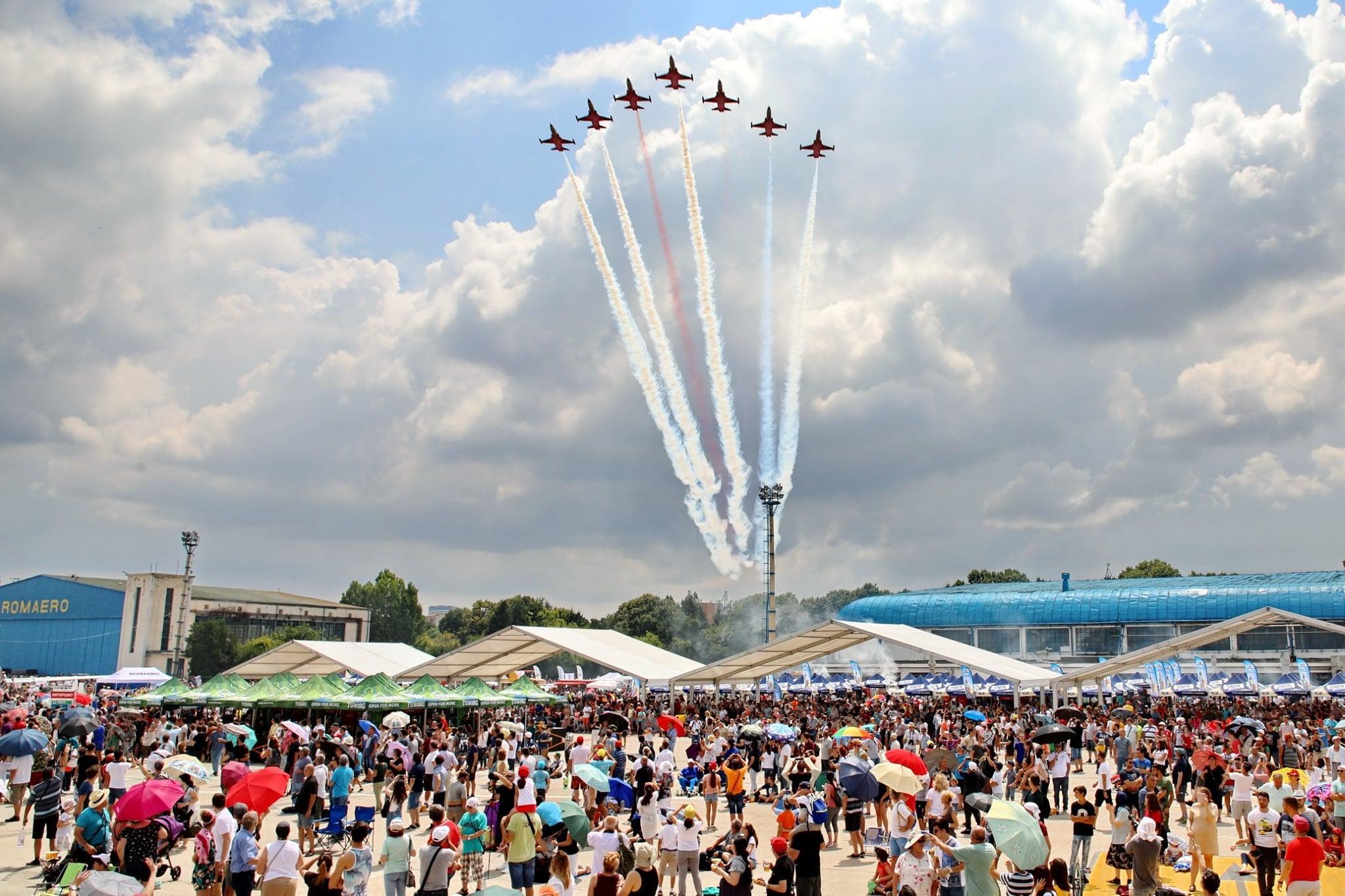 Spectacolul aviatic BIAS 2021 a fost amânat. Care este noua dată