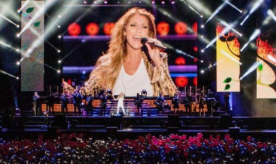 Concertul lui Celine Dion de la București se amână