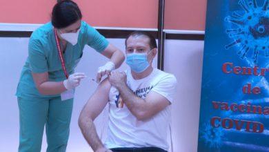 Photo of Rata de vaccinare în Capitală a ajuns la 42%. Cîțu speră că până la 1 august să avem 50-60% din populația țării