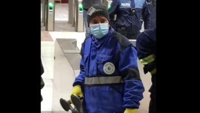 Photo of Magazinele din stația de metrou Crângași au fost demolate cu scandal