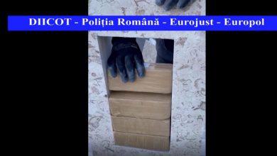 Photo of DIICOT a făcut cea mai mare captură de heroină din România. Pe piața neagră valorează 45 de milioane de euro
