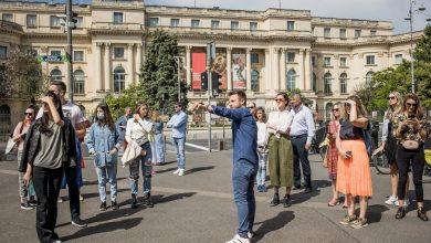 """Photo of """"Dor de Bucureşti"""", în fiecare lună. O agenție de turism oferă tururi ghidate gratis prin Capitală"""