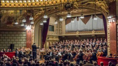 """Photo of S-au pus în vânzare bilete la Filarmonica """"George Enescu"""". Programul concertelor"""