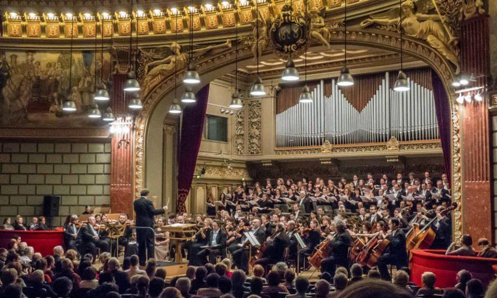 """bilete la Filarmonica """"George Enescu"""""""