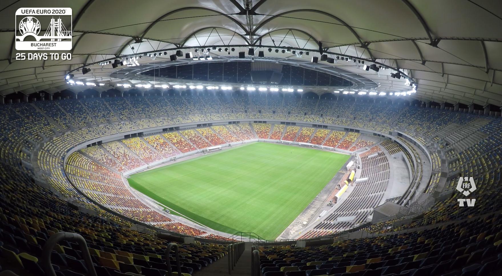 Nocturna de pe Arena Națională a fost modernizată. Primăria Capitalei a finalizat lucrările