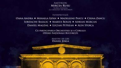"""Photo of Gala Extraordinară """"Libera Musica"""", eveniment pilot cu public pe esplanada din fața Operei Naționale București"""
