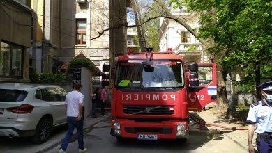 Photo of Incendiu cu scandal în Sectorul 1 al Capitalei. O bucătărie dintr-un bloc de trei etaje a luat foc, proprietarul luat pe sus de poliție VIDEO