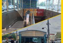 Photo of Se închide o cale de ieșire de la stația de metrou Ștefan cel Mare. Metrorex explică de ce