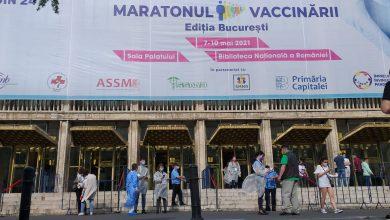 Photo of 9 persoane vaccinate pe minut la maratonul vaccinării din București