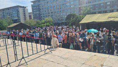 Photo of Maratonul vaccinării de la București: peste 1.500 de oameni au fost deja vaccinați în doar câteva ore