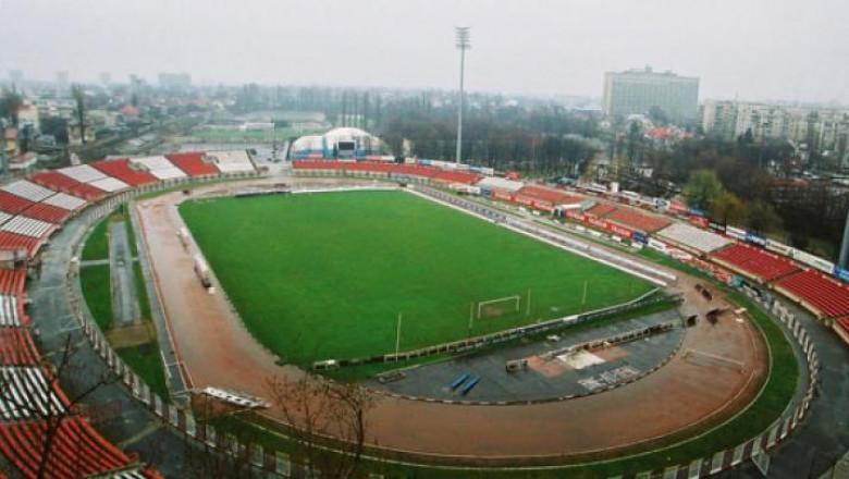meci al legendelor fotbalului românesc