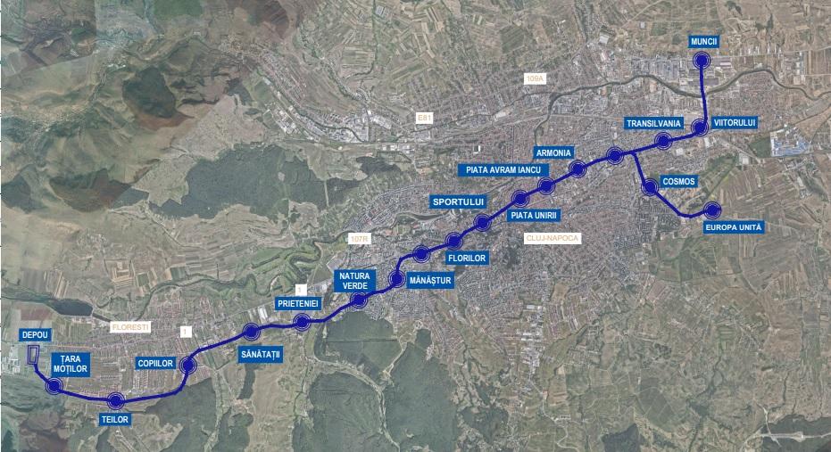 Metrou Cluj