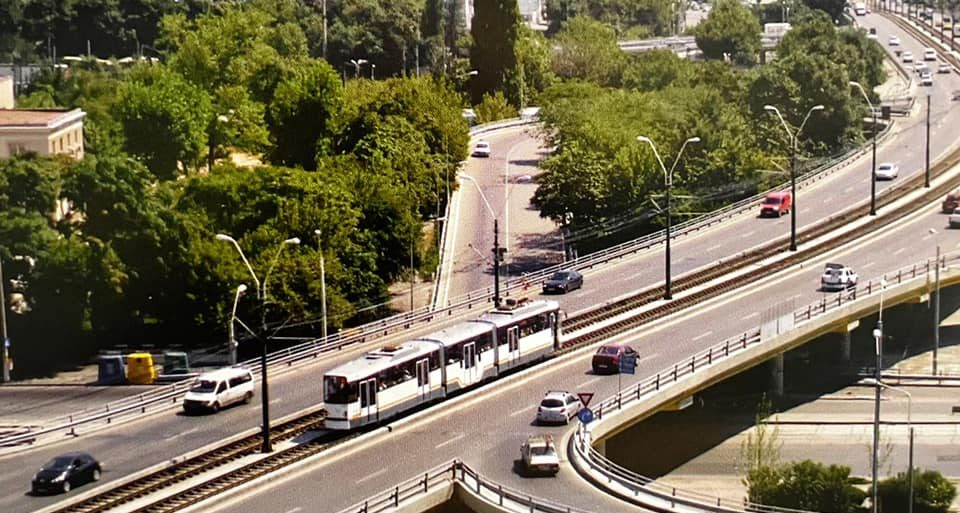 metrou ușor în București