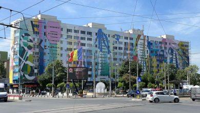 Photo of Cea mai mare pictură murală din România este în Sectorul 4 din București