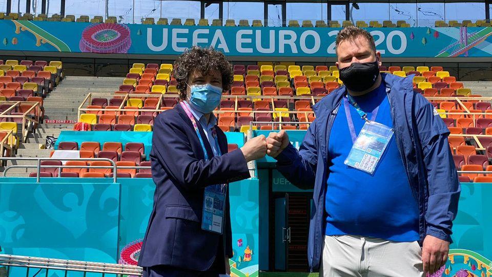 nicușor dan campionatul european
