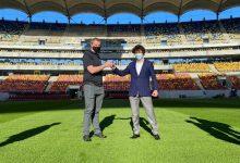 """Photo of Nicușor Dan: Avem """"verde"""" de la UEFA pentru gazonul de pe Arena Națională"""
