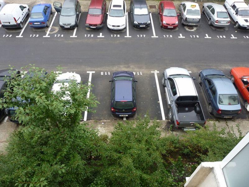 Petitie taxa parcare