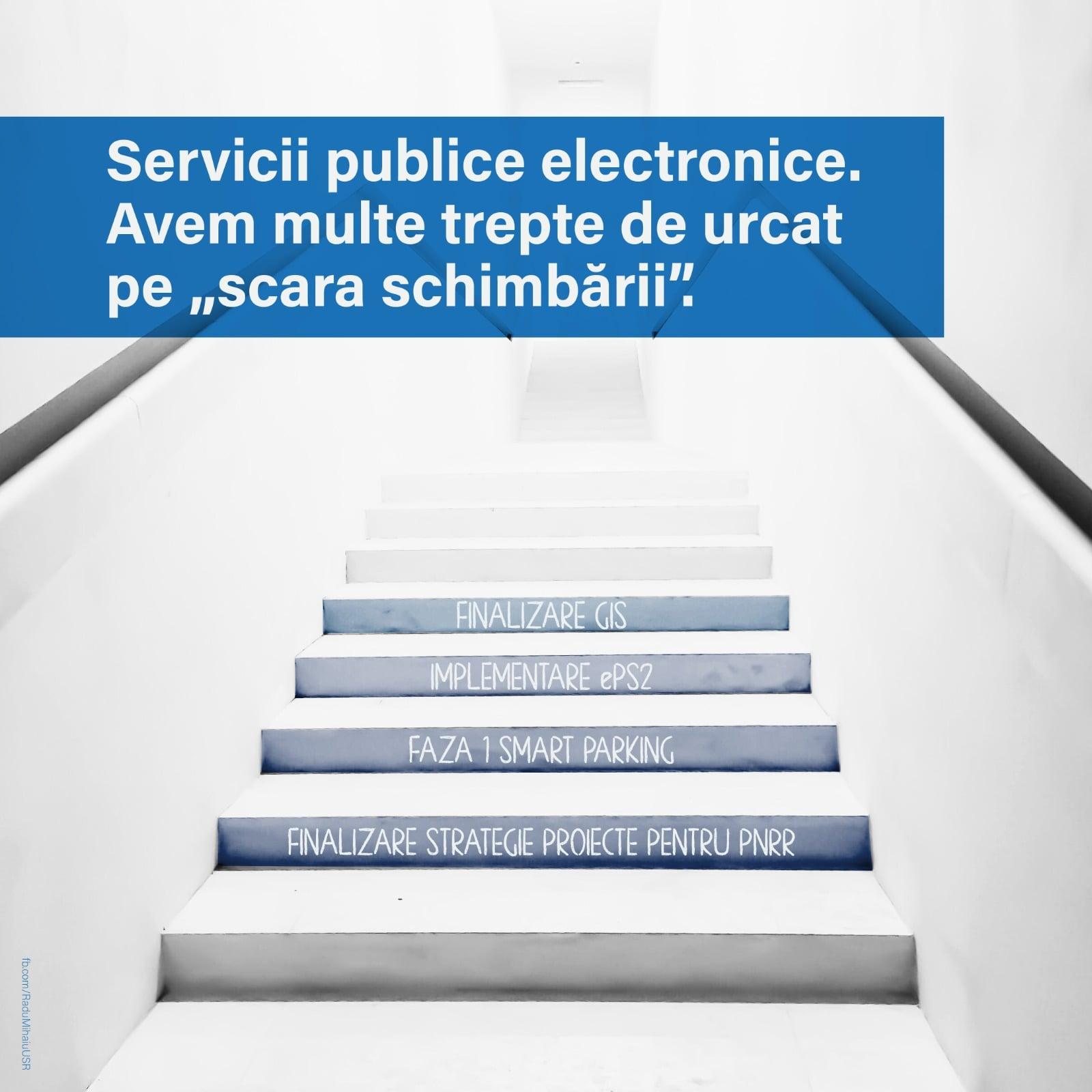 Radu Mihaiu anunță că taxa de urbanism din Sectorul 2 se va putea plăti prin SMS