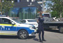 Photo of Fotografia cu o polițistă din București a devenit virală pe internet
