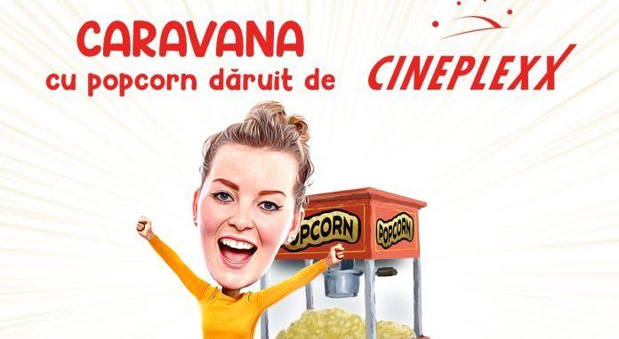 popcorn gratuit în București în acest weekend