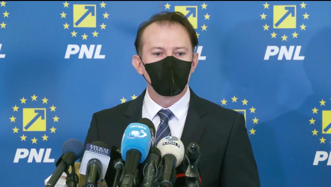 Premierul Florin Cîțu scoate Guvernul în stradă, toți miniștrii vor merge în centre de vaccinare
