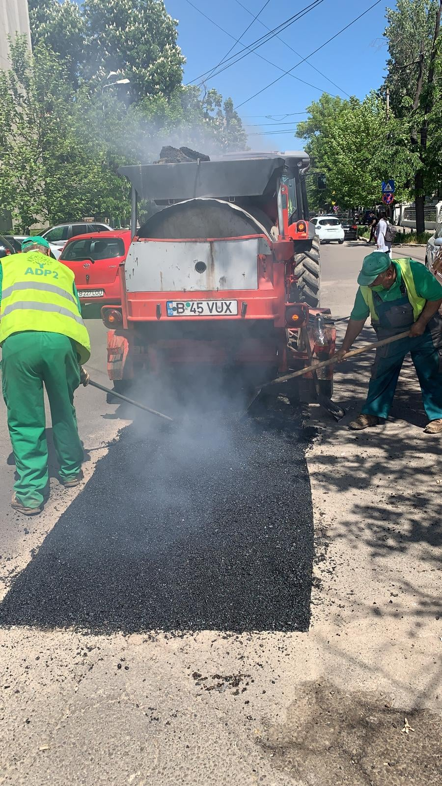 Primarul Sectorului 2: Am finalizat peste 70% din reparațiile necesare la străzile aflate în administrarea noastră