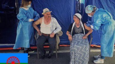 Photo of Nea Tacu, primul Bulibașă vaccinat împotriva COVID-19. RO Vaccinare i-a spus povestea