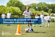 Photo of Concurs de proiecte sportive cu fonduri nerambursabile în Sectorul 2