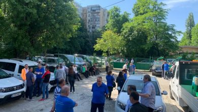Photo of Protest la Compania Municipală Eco Igienizare în scandalul dezinsecției din București