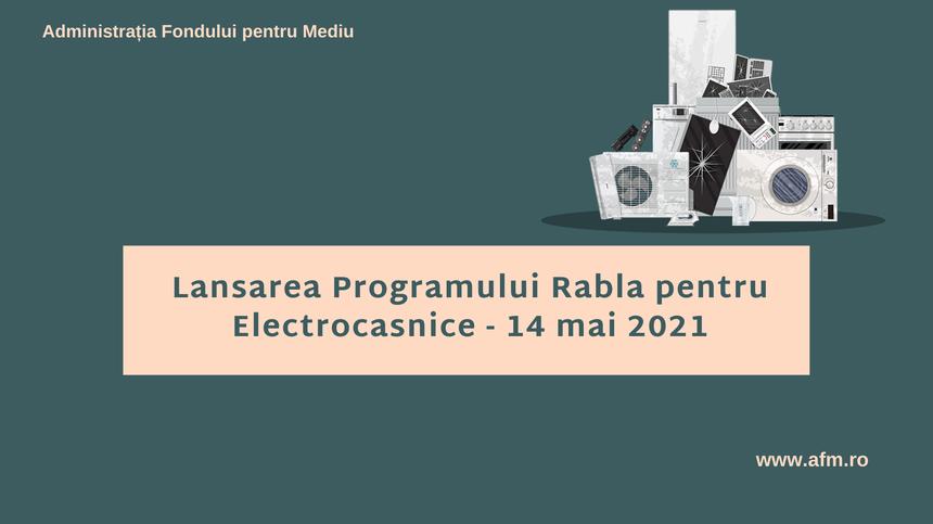 Rabla pentru Electrocasnice