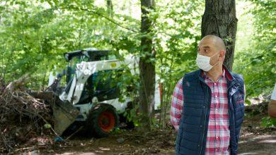 Photo of Primarul Sectorului 2 a fost voluntar pentru ecologizarea spațiilor verzi de la Institutul Oncologic și Spitalul Fundeni