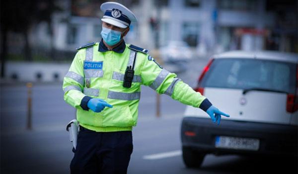 Razie politia rutiera amenzi
