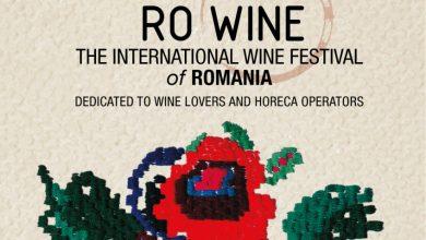Photo of RO-Wine, Festivalul Internațional al Vinului din România, va fi organizat în clubul Fratelli din București