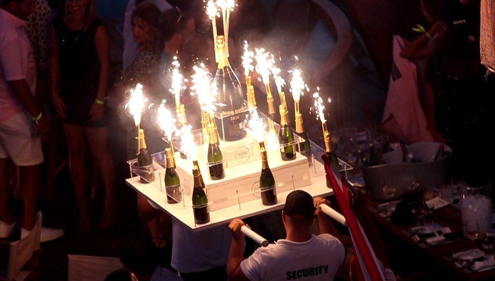 Notă de plată de 100.000 de euro la un club din București