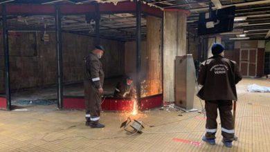 Photo of Demolările cu scandal de la metrou continuă. Îmbrânceli sub ochii jandarmilor