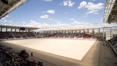 Photo of Stadionul Giuleşti este finalizat în proporţie de 90%. Când va fi predat clubului Rapid