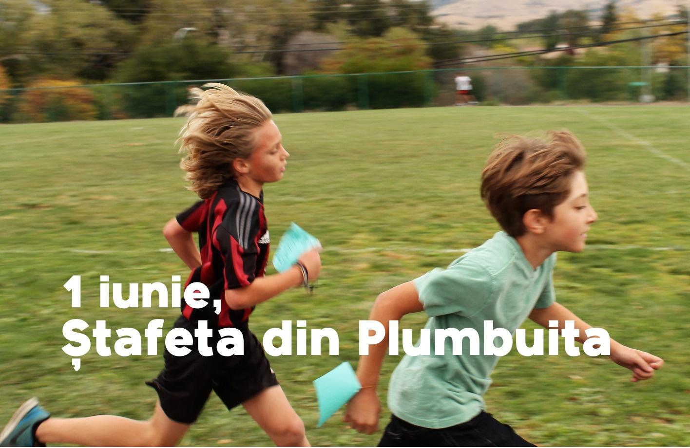 Primăria Sectorului 2 organizează Ștafeta din Plumbuita pentru copii de 1 iunie